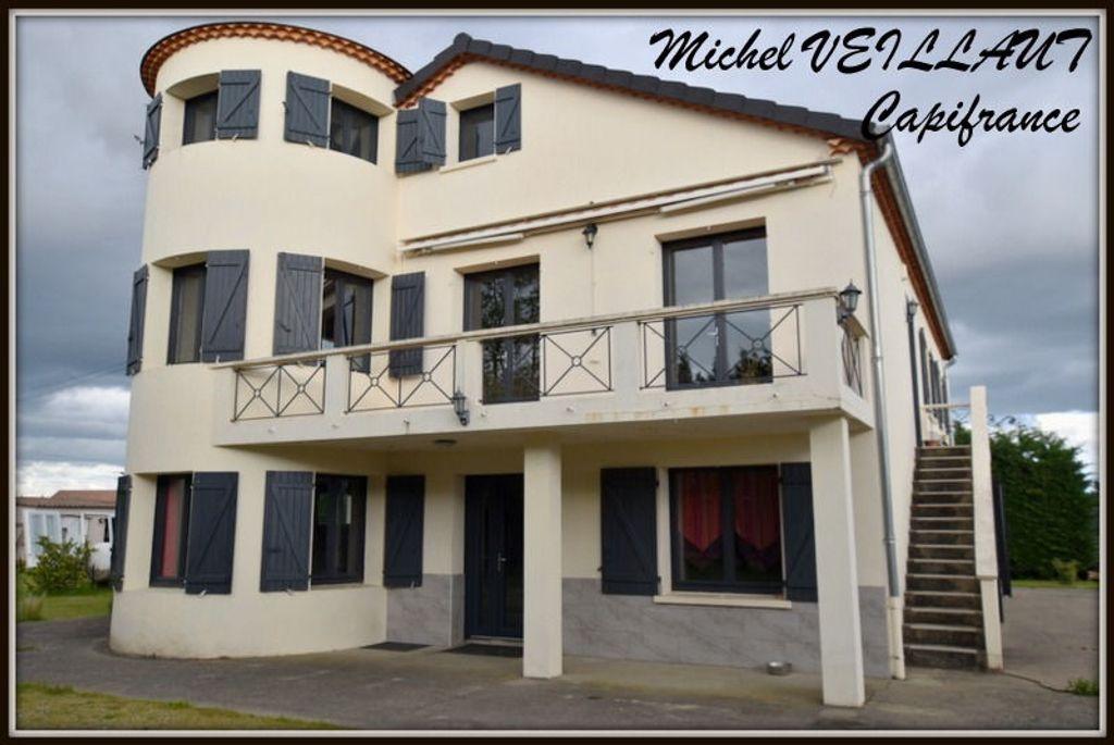 Achat maison 7 chambre(s) - Monétay-sur-Allier
