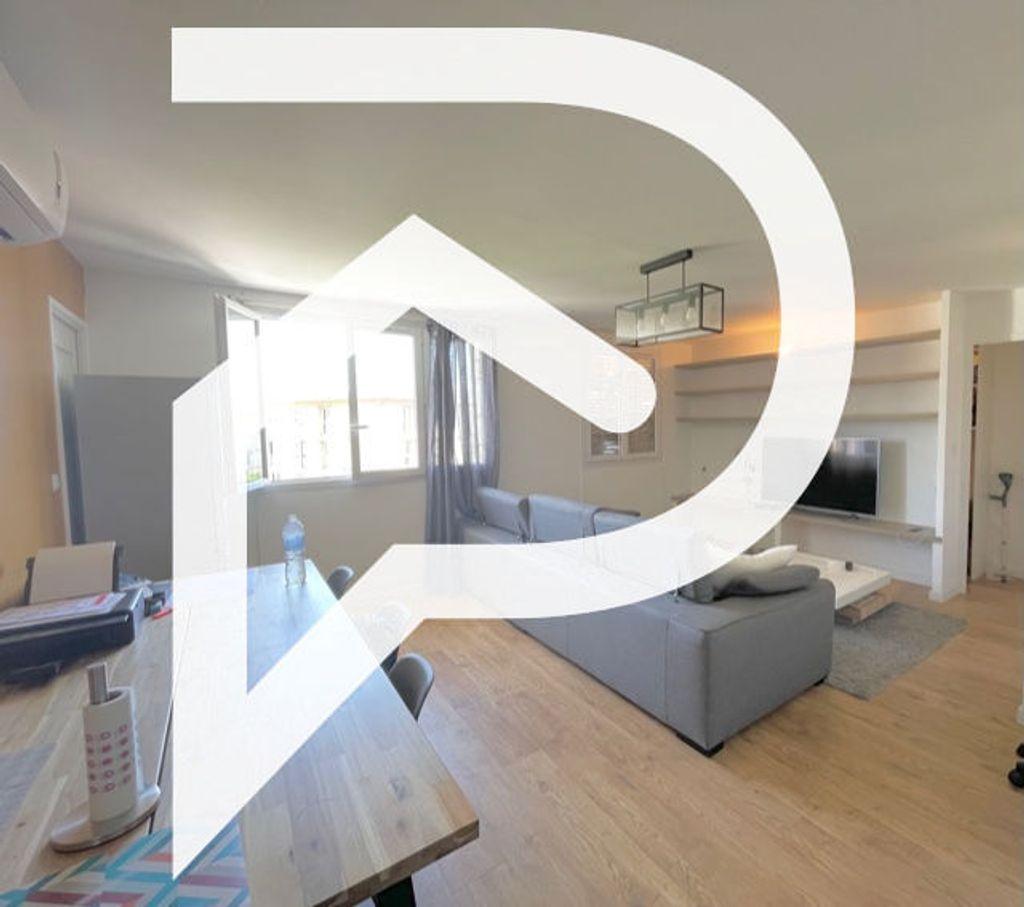 Achat appartement 3pièces 64m² - Marseille 9ème arrondissement