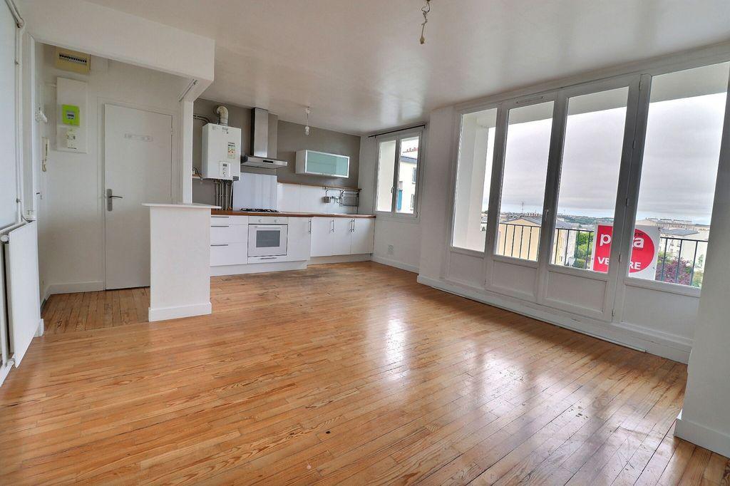 Achat appartement 3pièces 52m² - Brest