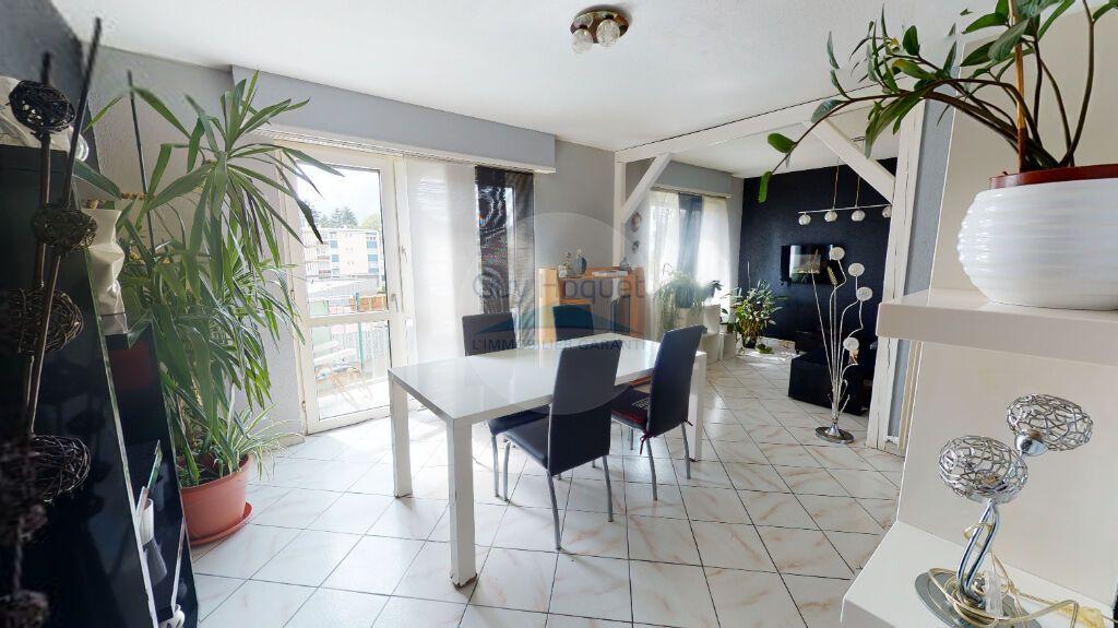 Achat appartement 4pièces 68m² - Mulhouse