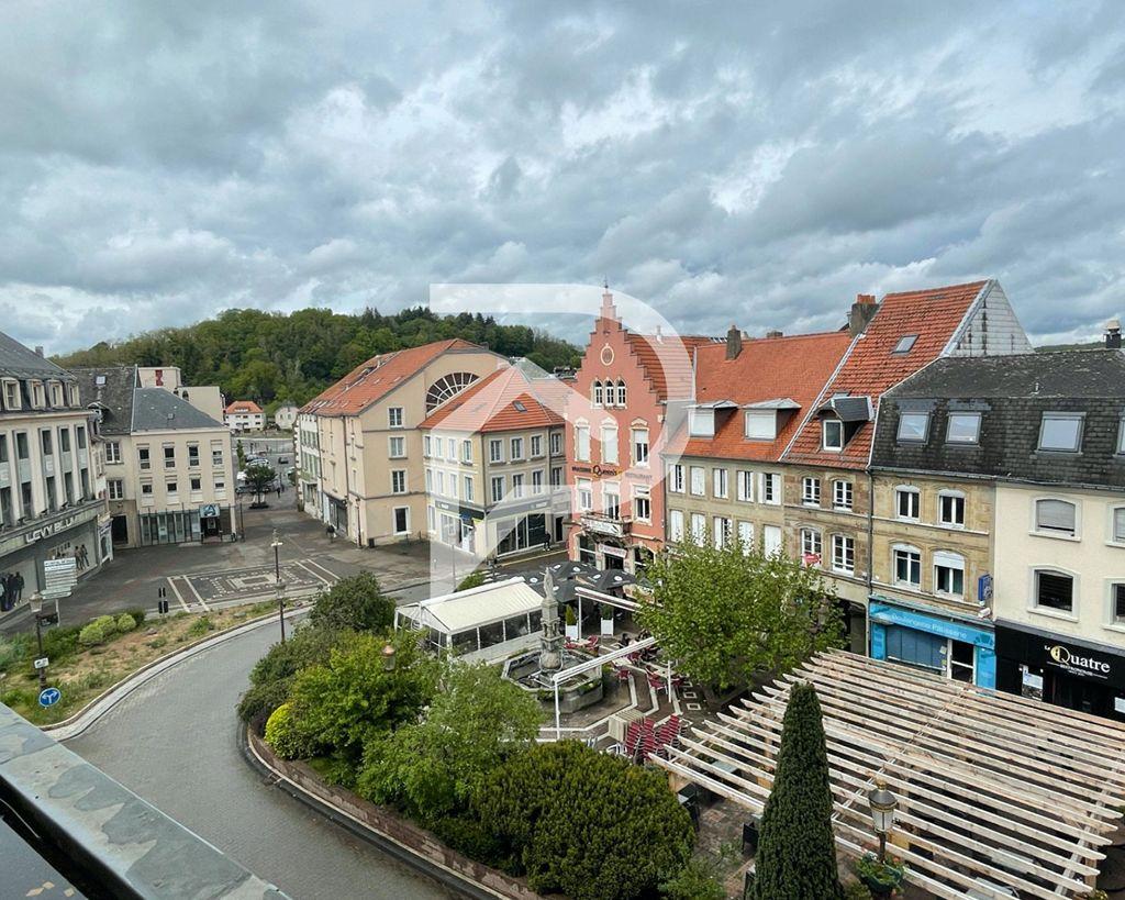 Achat appartement 4pièces 120m² - Saint-Avold