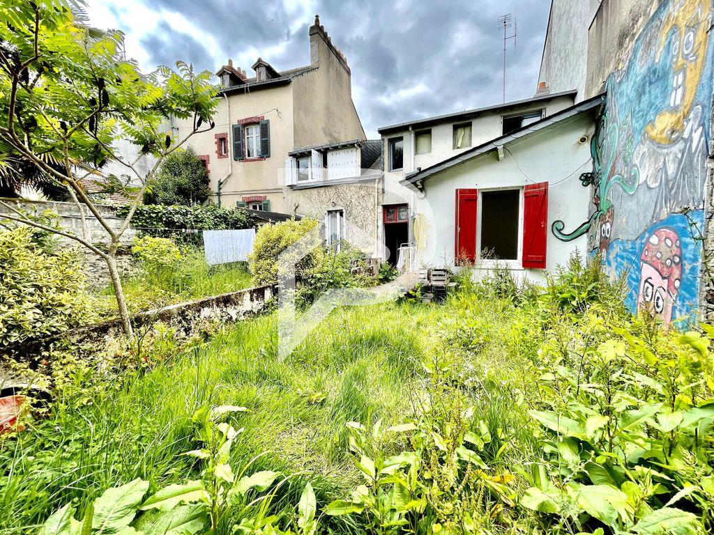 Achat appartement 2pièces 42m² - Nantes