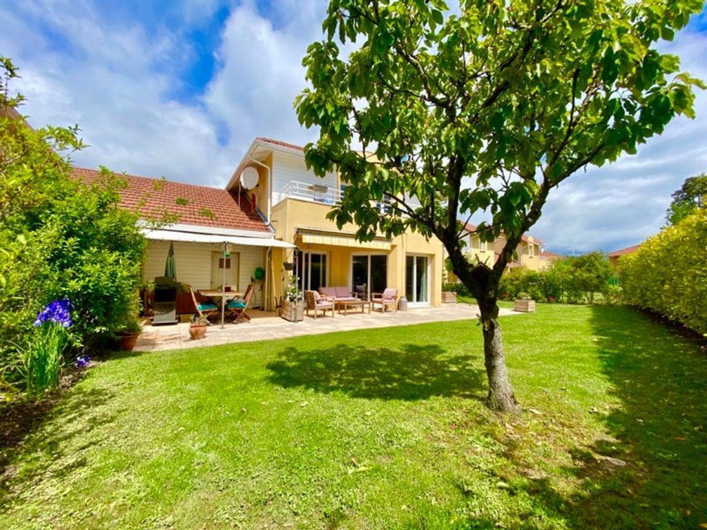 Achat maison 5chambres 127m² - Saint-Genis-Pouilly