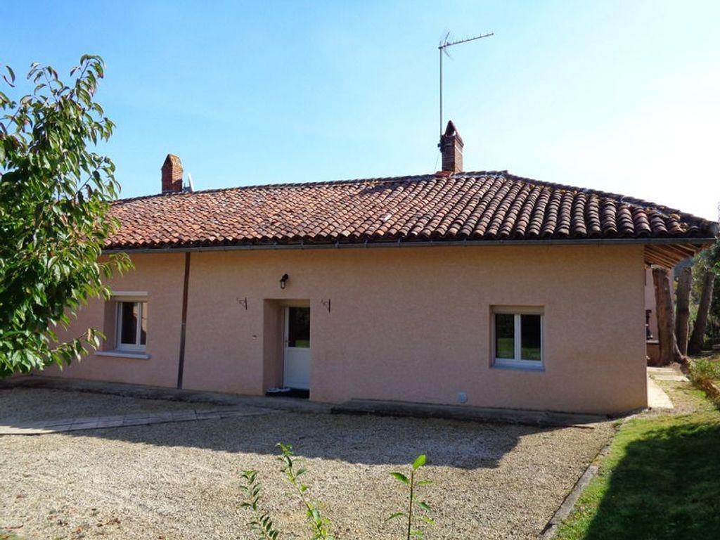 Achat maison 2chambres 116m² - Saint-Nizier-le-Bouchoux