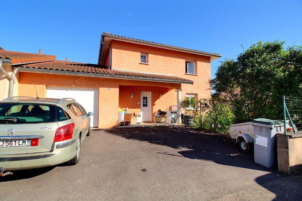 Achat maison 4chambres 121m² - Ambérieu-en-Bugey