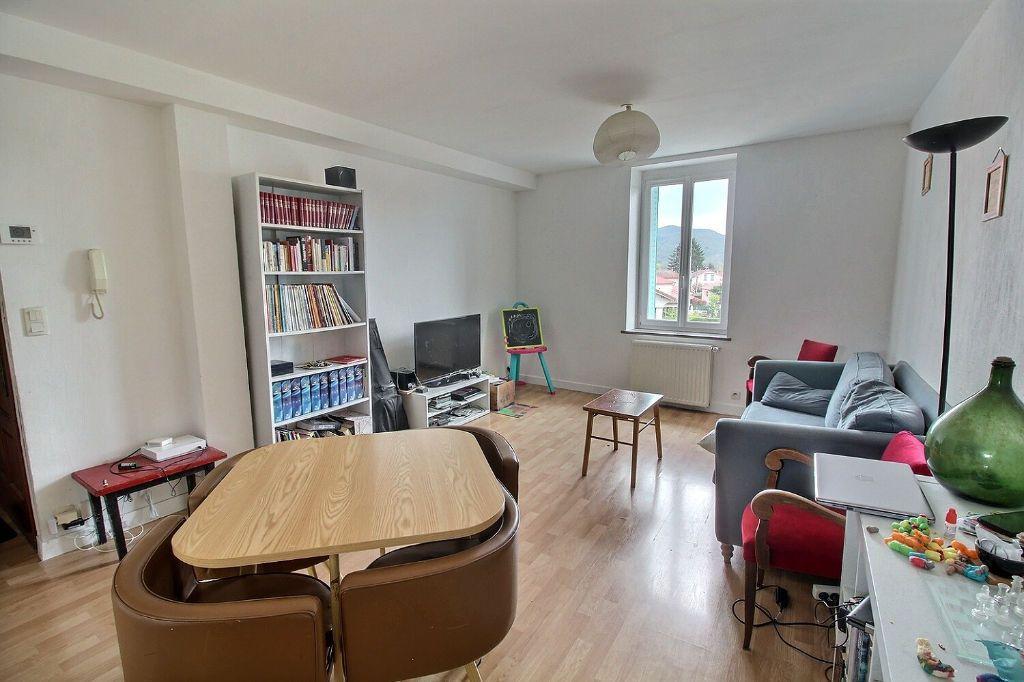 Achat appartement 4pièces 71m² - Ambérieu-en-Bugey