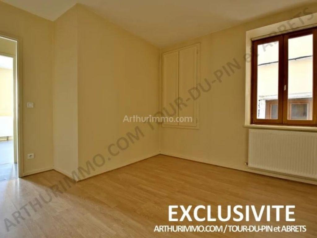 Achat appartement 2pièces 33m² - Le Pont-de-Beauvoisin