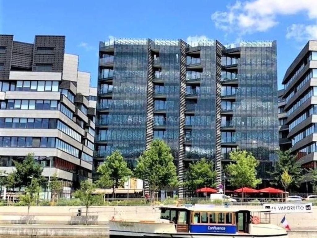 Achat appartement 2pièces 53m² - Lyon 2ème arrondissement