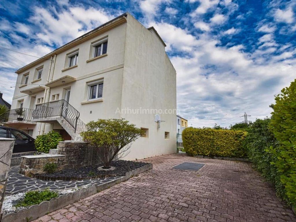 Achat maison 3chambres 93m² - Brest