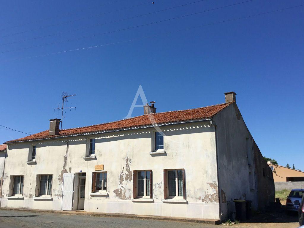 Achat maison 4chambres 87m² - Pouillé