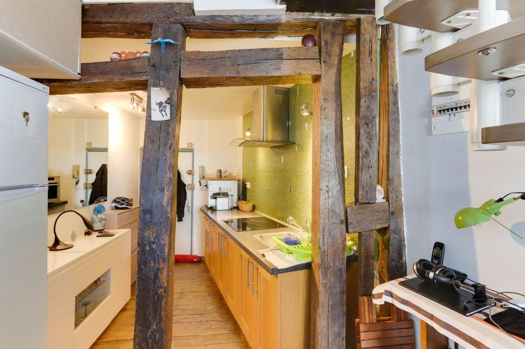 Achat appartement 2pièces 32m² - Rennes