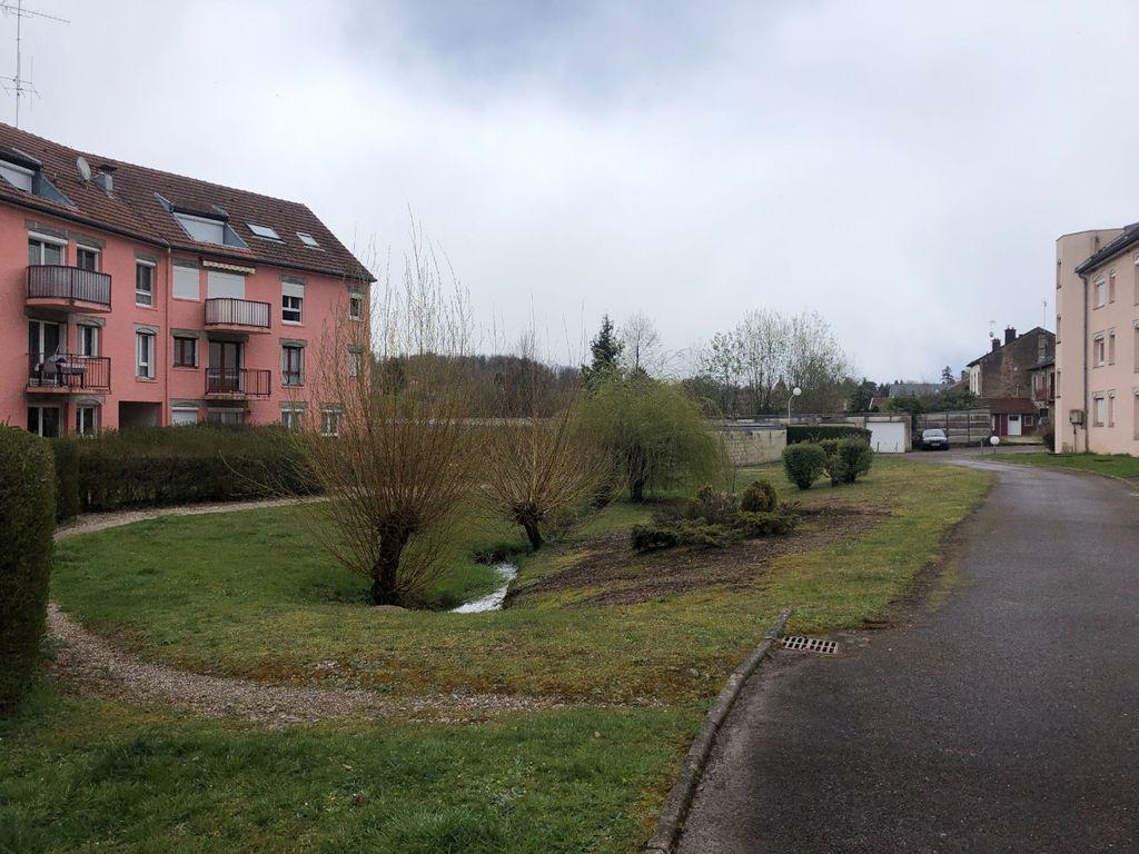 Achat appartement 2pièces 47m² - Luxeuil-les-Bains