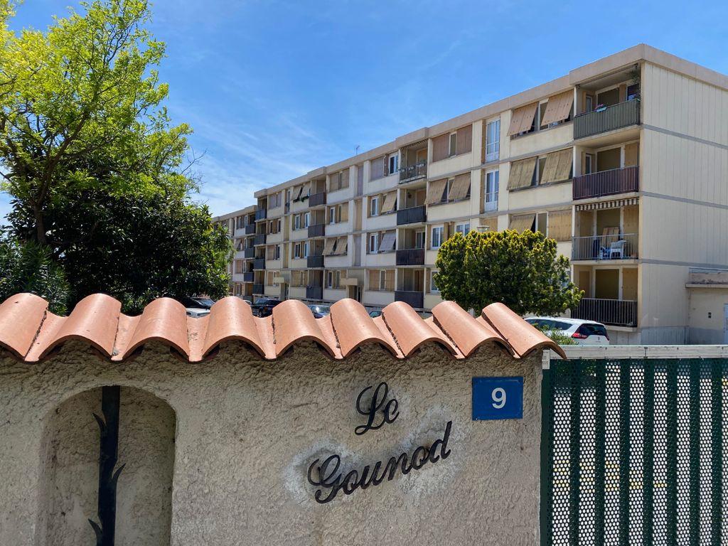 Achat appartement 3pièces 62m² - Marseille 14ème arrondissement