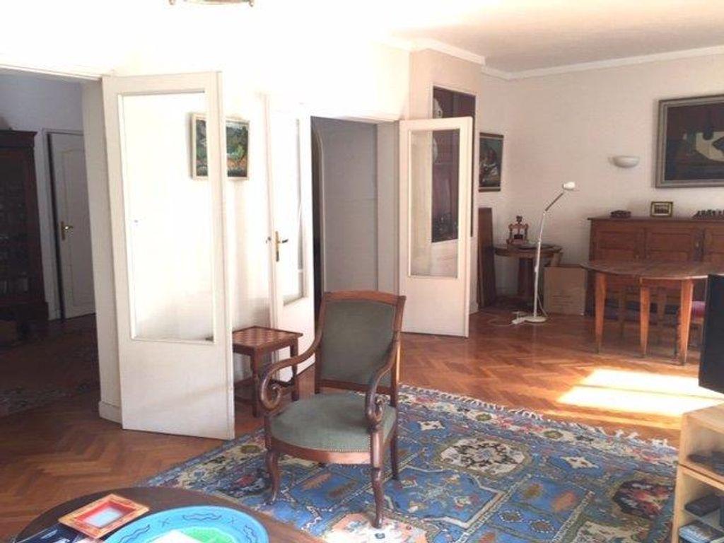 Achat appartement 6pièces 140m² - Marseille 6ème arrondissement