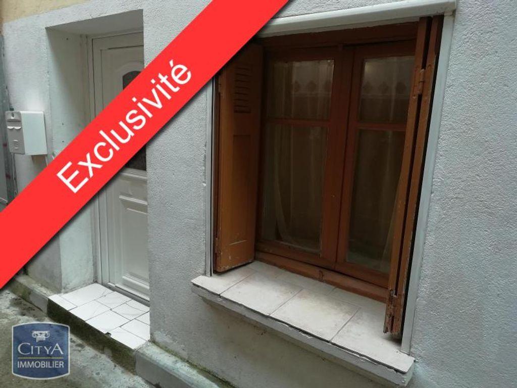 Achat maison 1chambre 30m² - Floure
