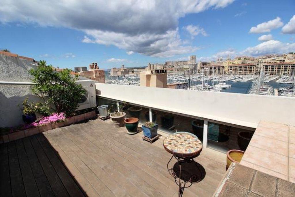 Achat duplex 4pièces 230m² - Marseille 7ème arrondissement