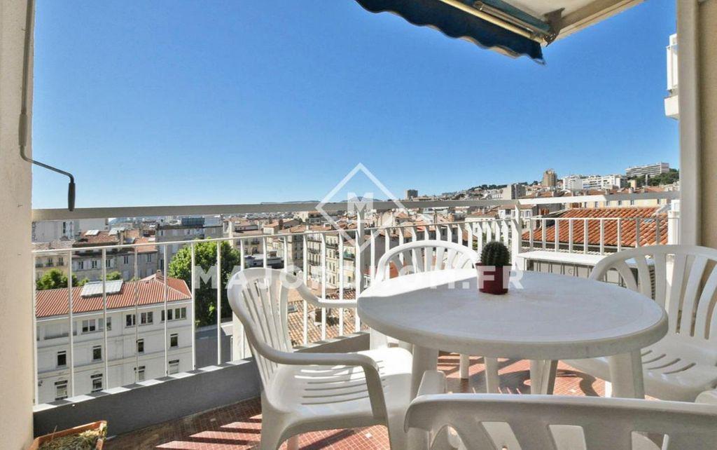 Achat appartement 4pièces 80m² - Marseille 6ème arrondissement
