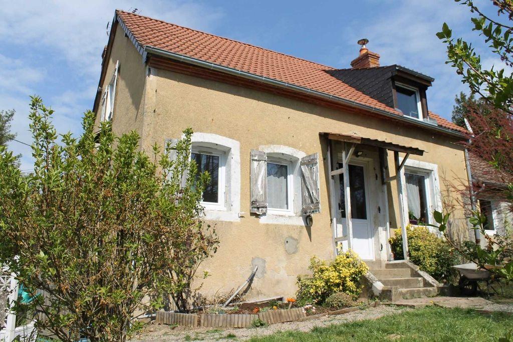 Achat maison 3chambres 89m² - Saint-Honoré-les-Bains