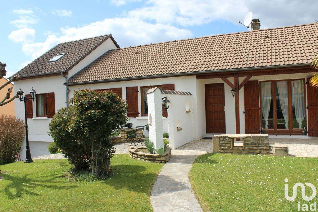 Achat maison 5chambres 146m² - Sermoise-sur-Loire