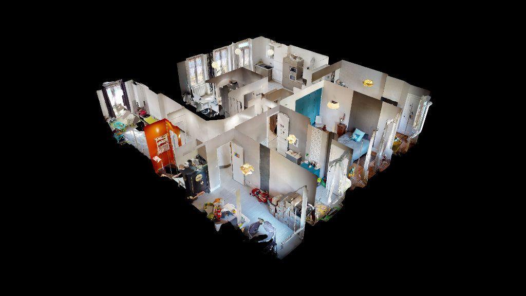 Achat appartement 5pièces 118m² - Saint-Étienne