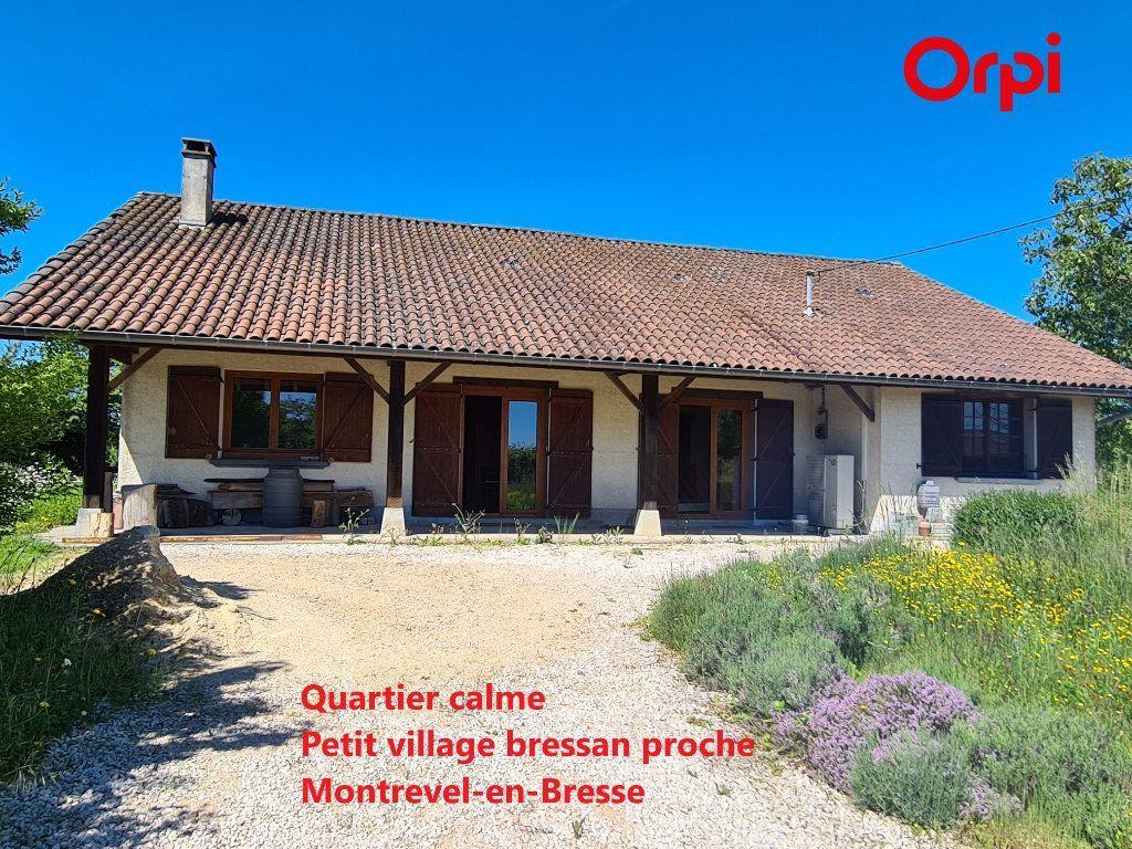 Achat maison 2chambres 104m² - Saint-Didier-d'Aussiat