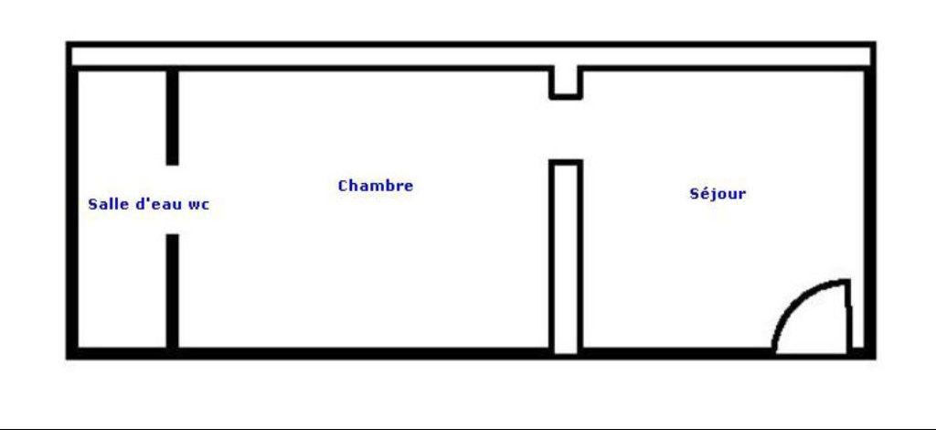 Achat appartement 2pièces 29m² - Paris 6ème arrondissement