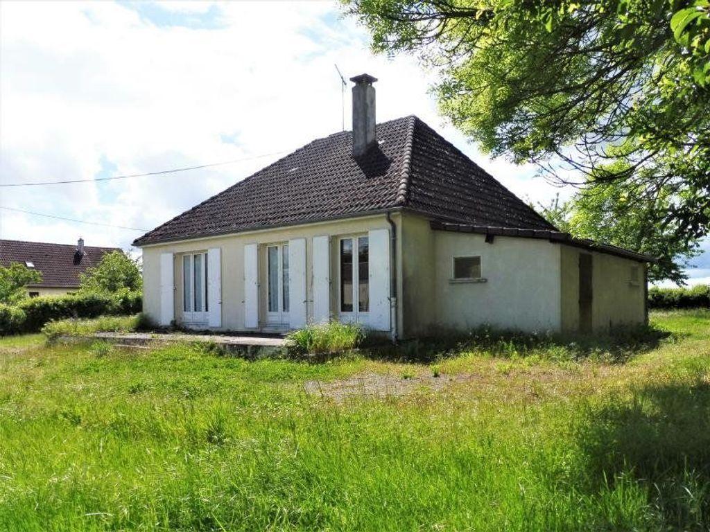 Achat maison 3chambres 87m² - Cercy-la-Tour