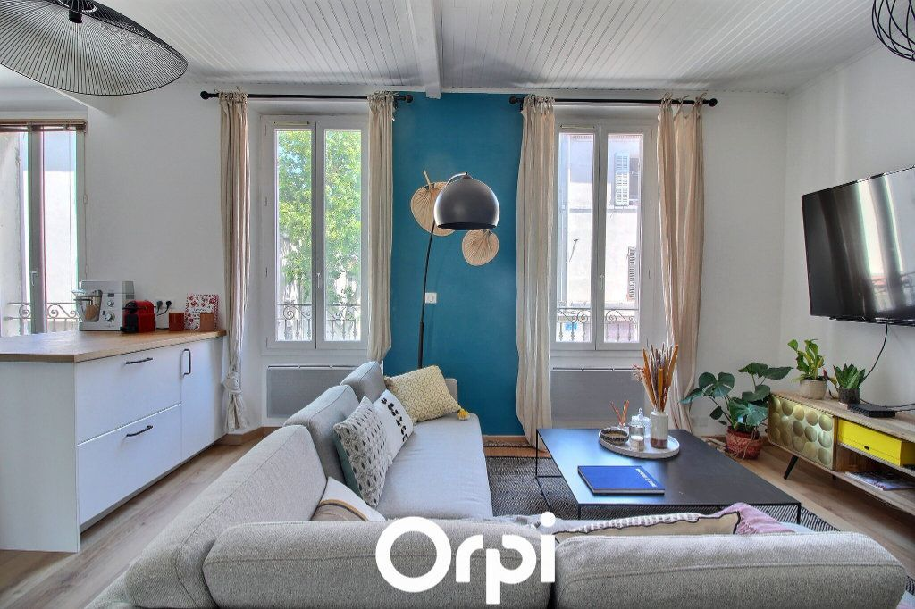 Achat appartement 3pièces 70m² - Marseille 9ème arrondissement