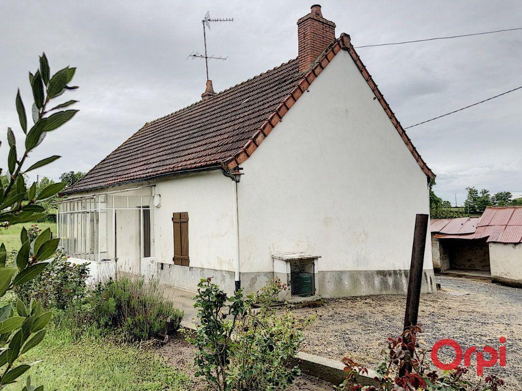 Achat maison 2 chambre(s) - Néris-les-Bains