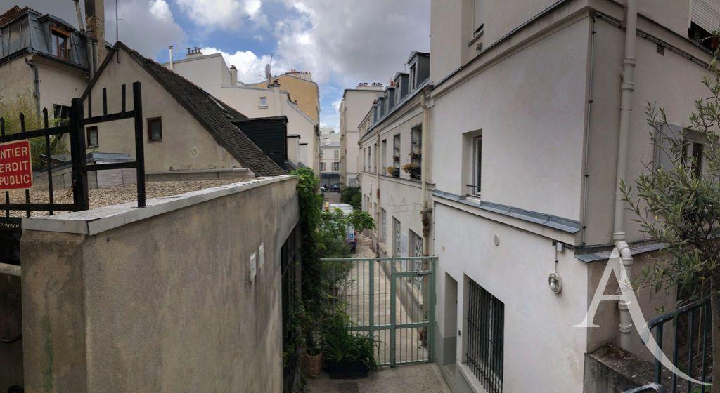Achat appartement 2pièces 21m² - Paris 11ème arrondissement