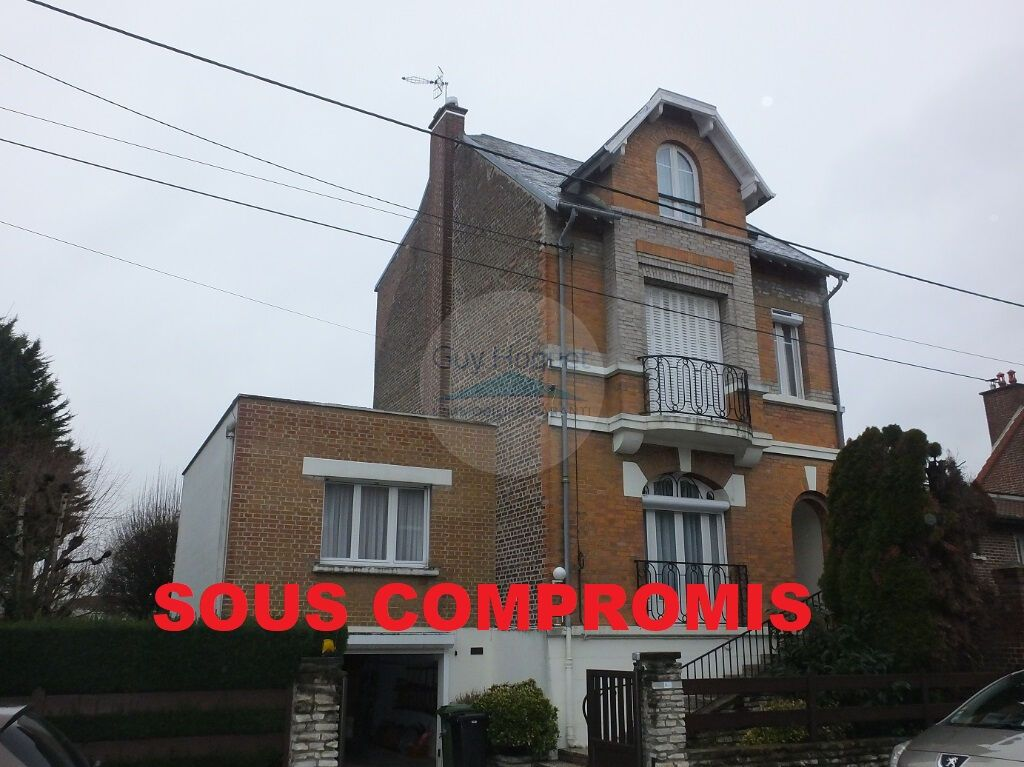 Achat maison 4chambres 165m² - Chauny