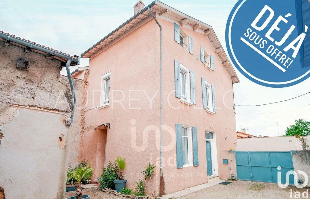 Achat maison 3chambres 133m² - Andancette