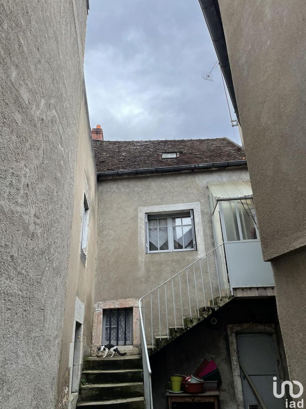 Achat maison 2chambres 61m² - Clamecy