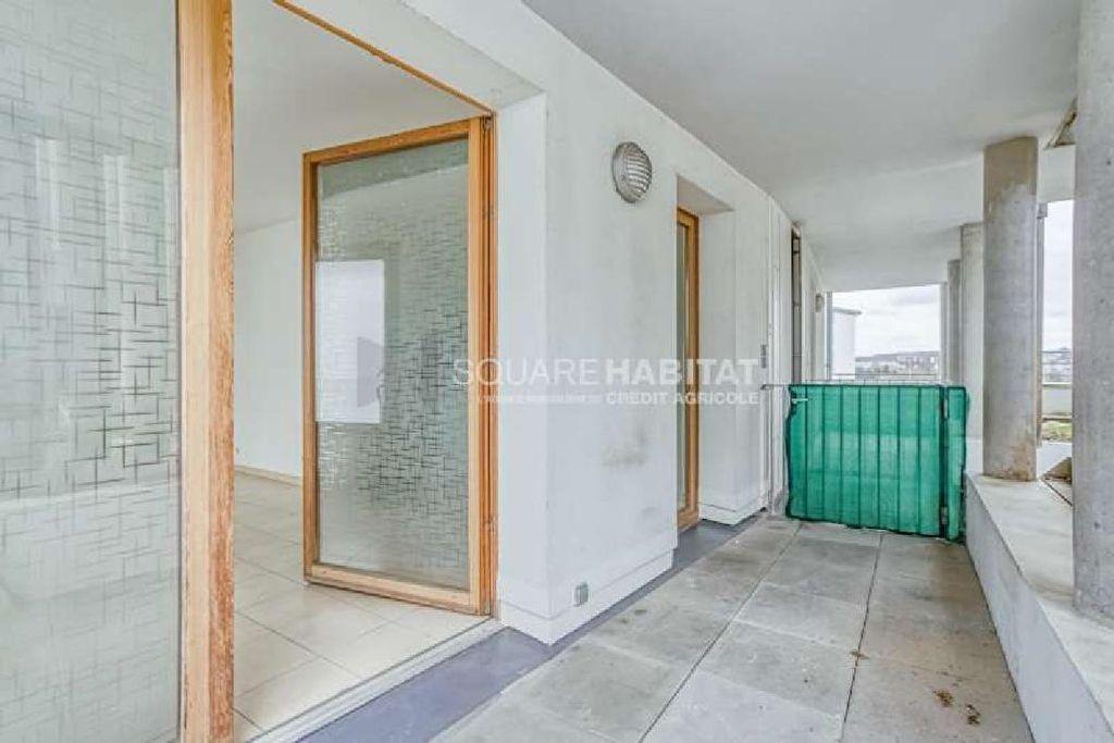 Achat appartement 2pièces 46m² - Tours