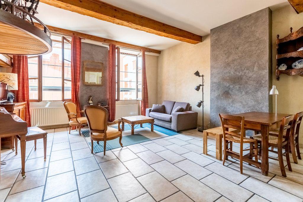 Achat appartement 5pièces 105m² - Lyon 1er arrondissement