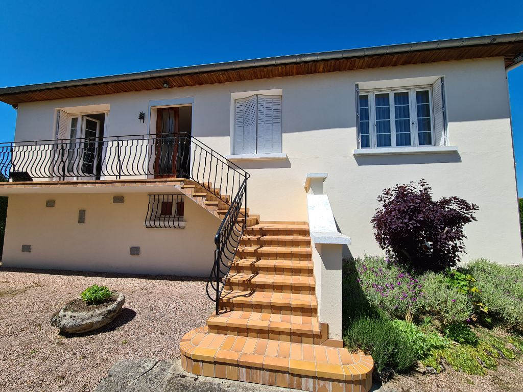 Achat maison 5chambres 155m² - Creuzier-le-Vieux
