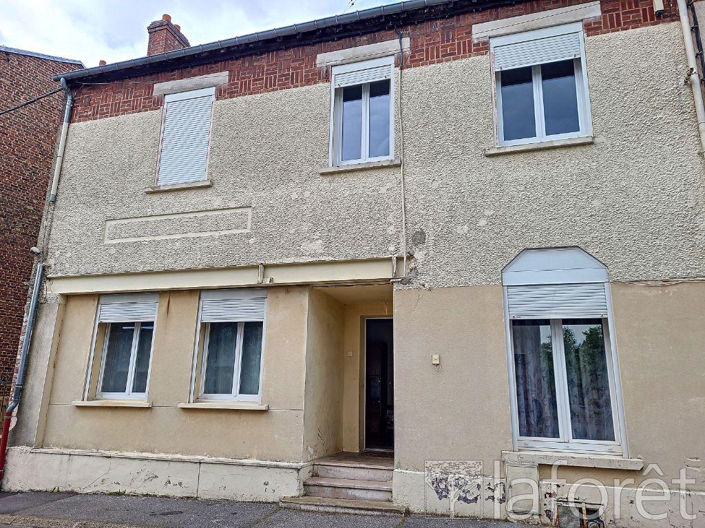 Achat maison 6chambres 165m² - Tergnier