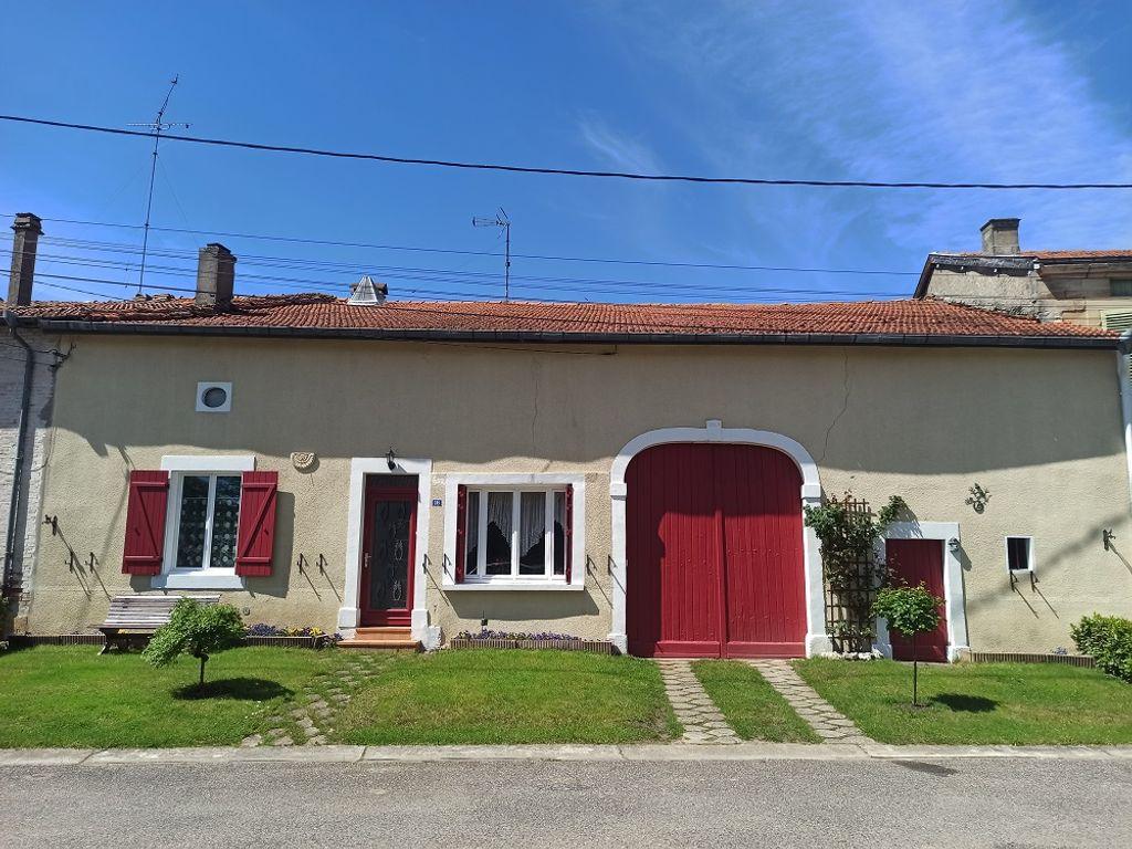 Achat maison 3chambres 171m² - Nubécourt