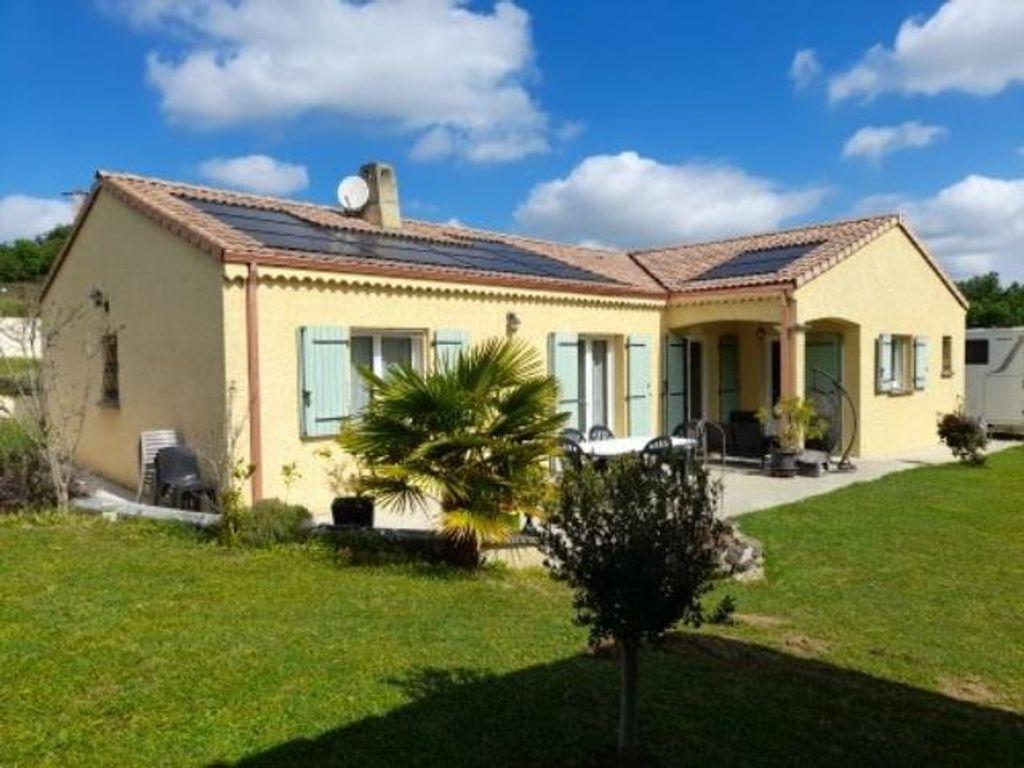 Achat maison 4chambres 115m² - Saint-Christophe-et-le-Laris