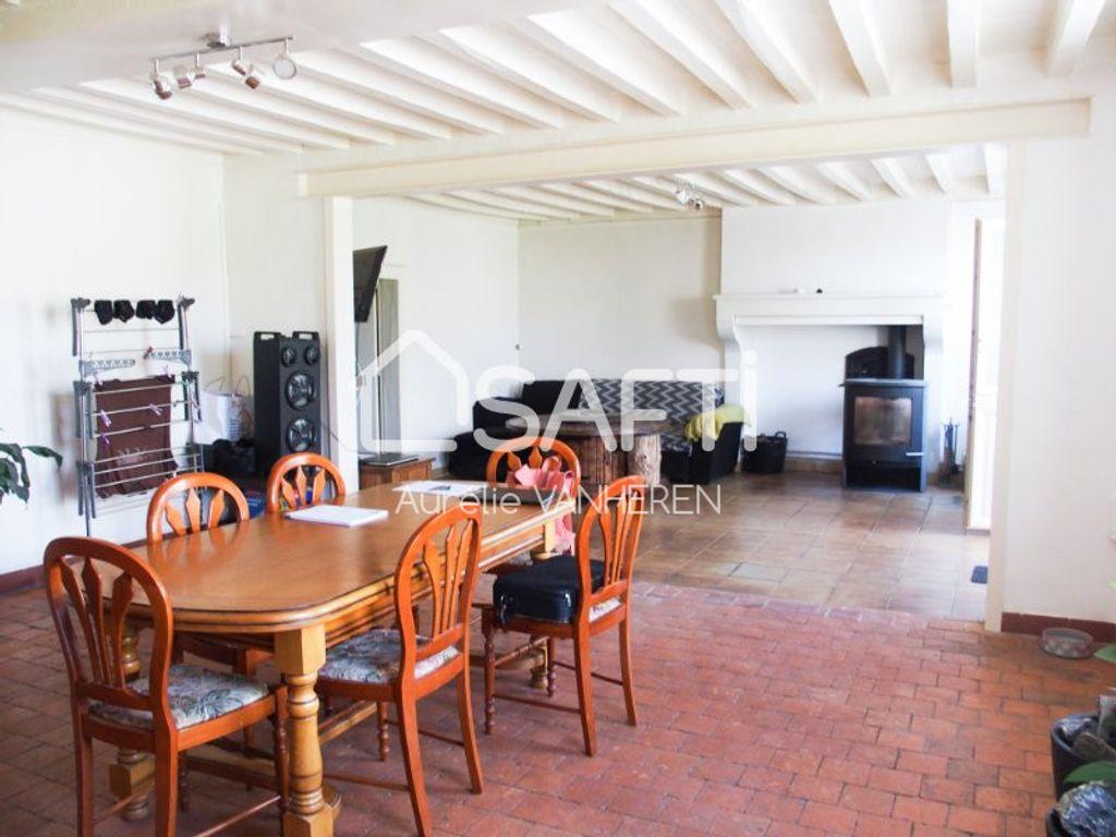 Achat maison 4chambres 160m² - Cosne-Cours-sur-Loire