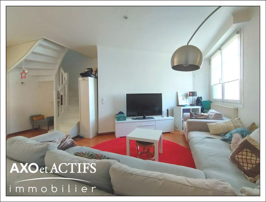 Achat maison 3chambres 82m² - Nantes