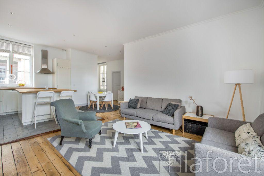 Achat appartement 4pièces 81m² - Lyon 2ème arrondissement