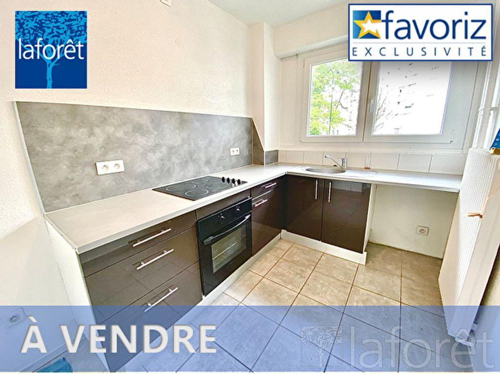 Achat appartement 2pièces 48m² - Montbéliard