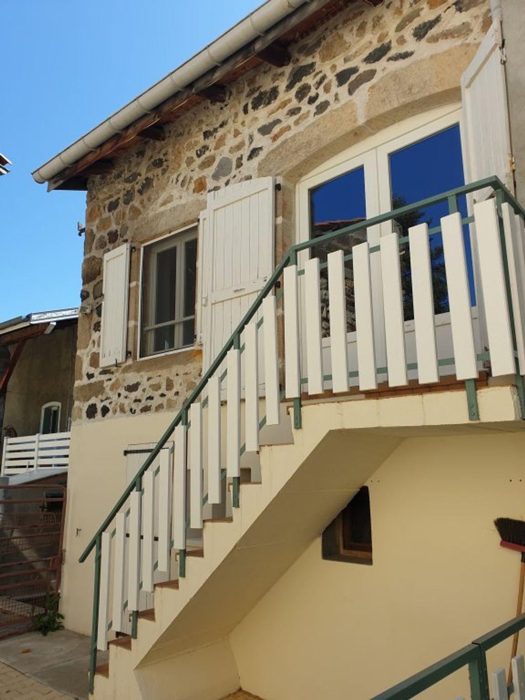 Achat appartement 4pièces 71m² - Lantriac