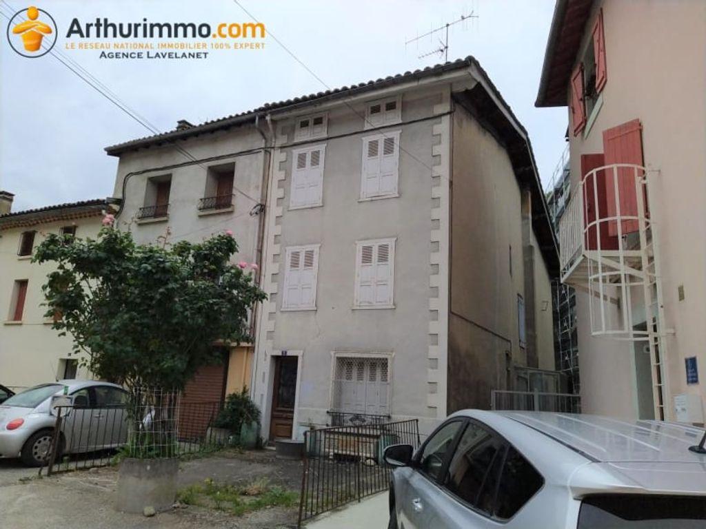 Achat maison 4chambres 164m² - Lavelanet