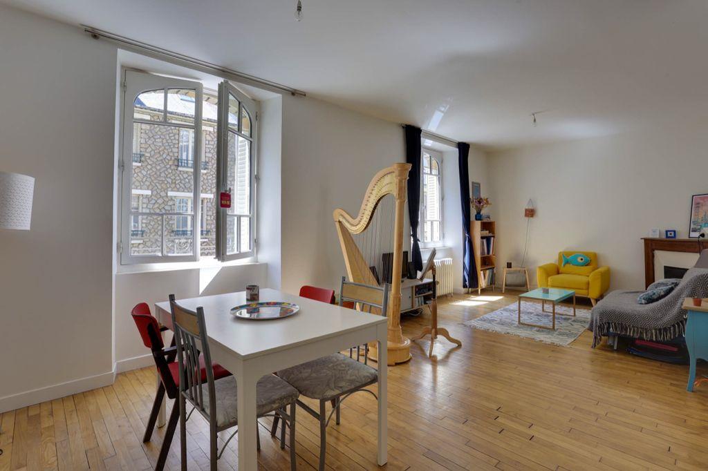 Achat appartement 2pièces 54m² - Rennes