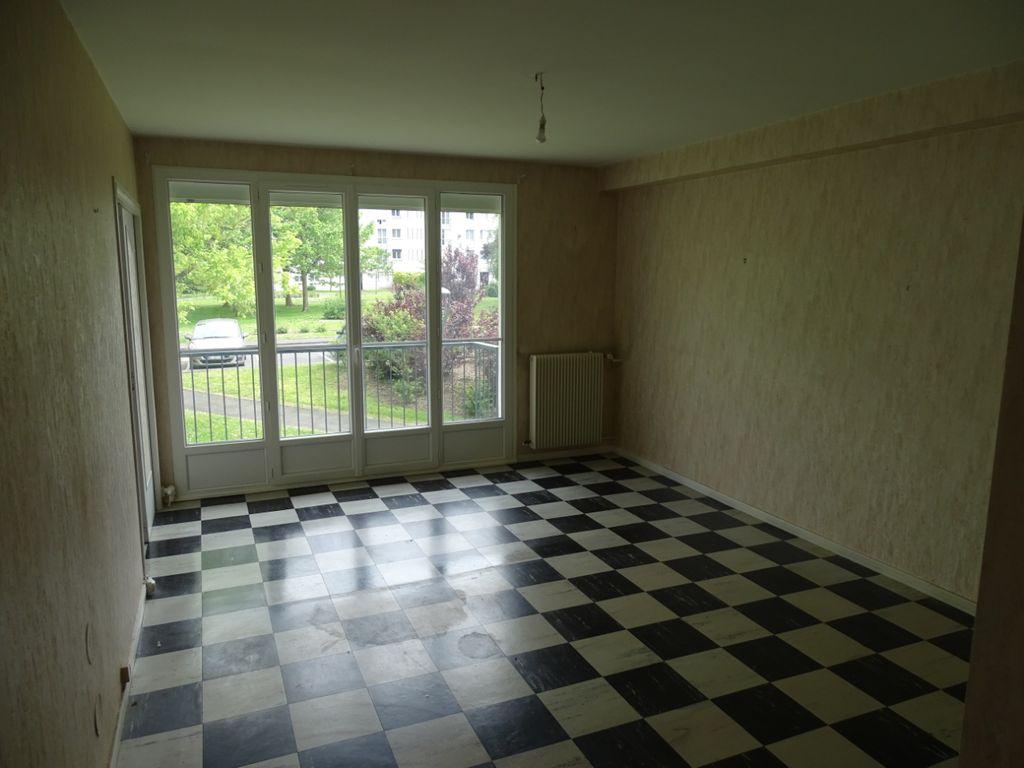 Achat appartement 5pièces 81m² - Tours