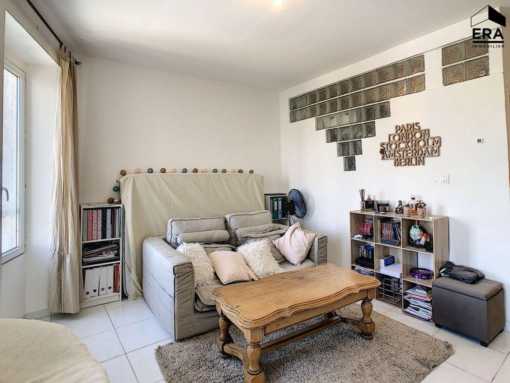 Achat appartement 2pièces 46m² - Marseille 3ème arrondissement