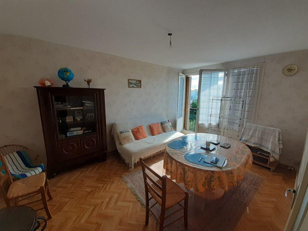 Achat appartement 2pièces 46m² - Nantes