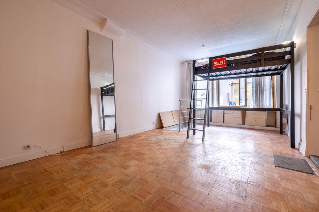 Achat appartement 2pièces 40m² - Paris 11ème arrondissement